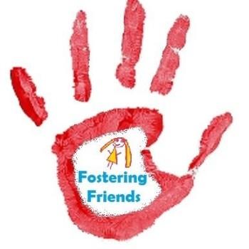 fostering friends hand