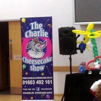 charlie cheescake