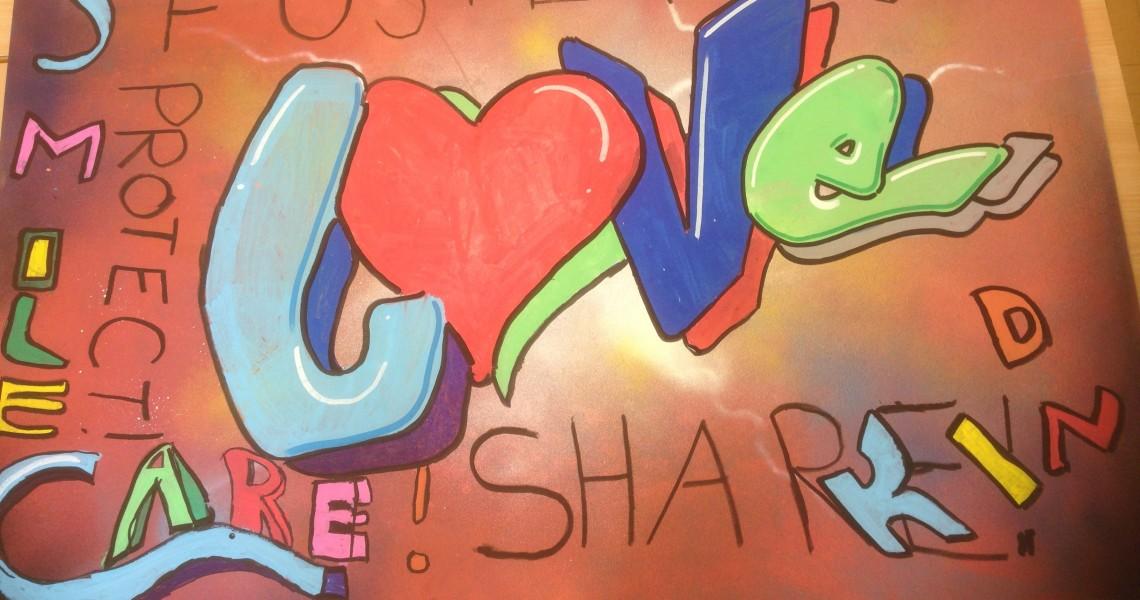 Grafitti art 1