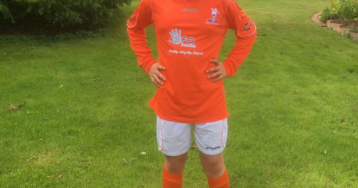Derham town new kit